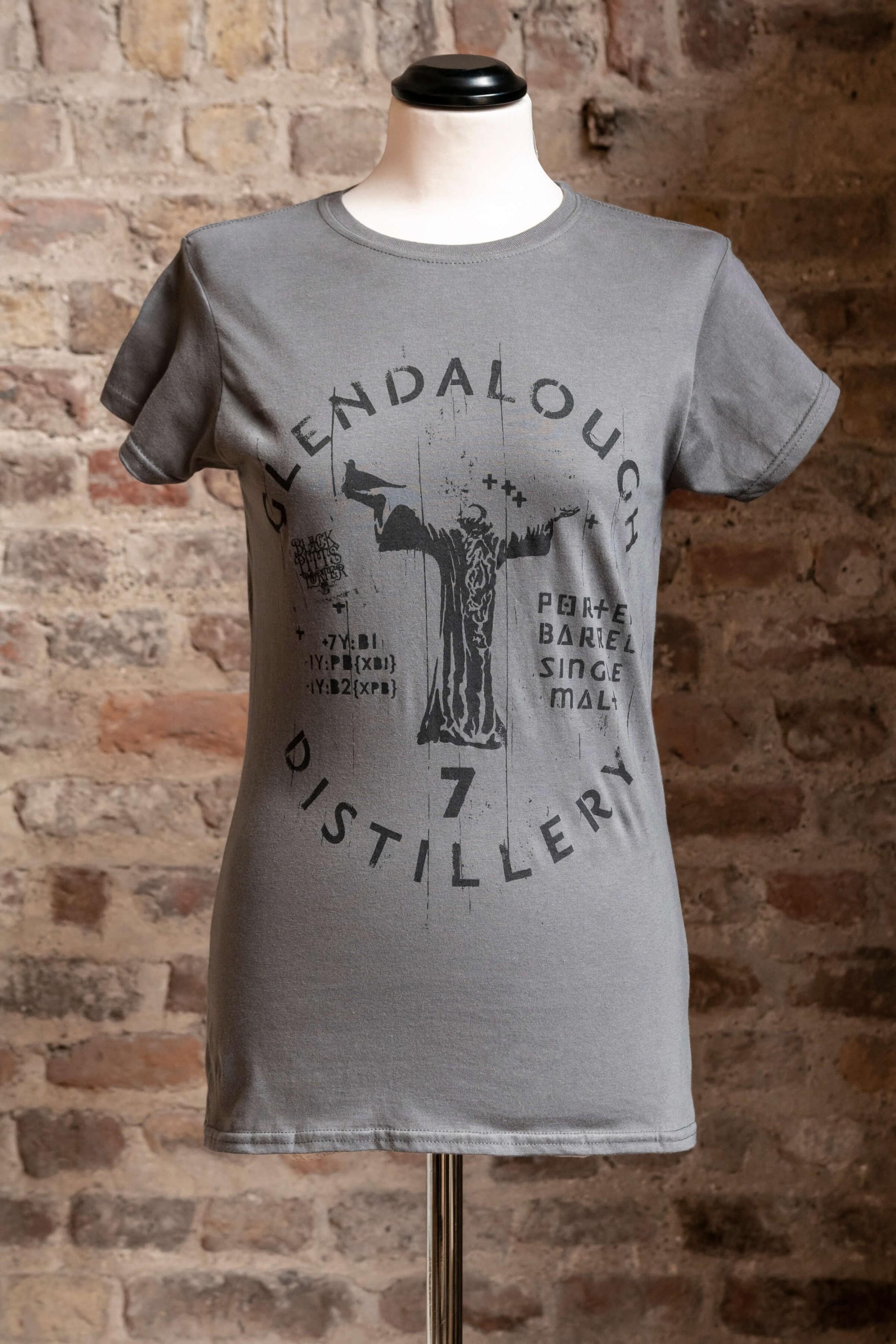 Cask Series T Shirt - 7yo LADIES S