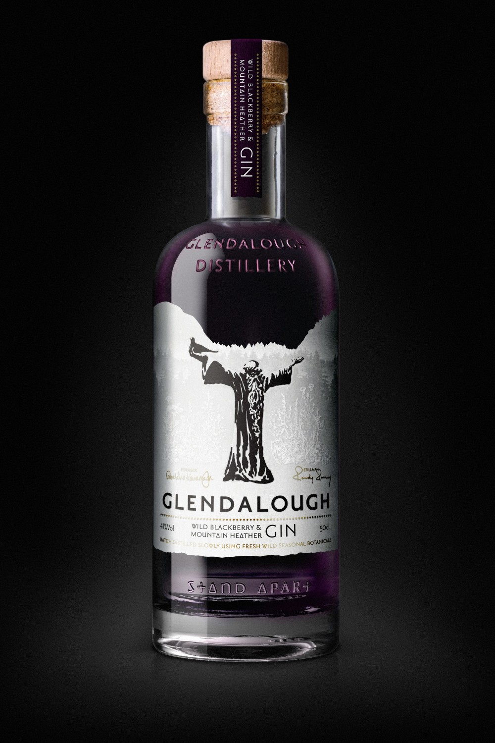 Wild Blackberry & Mountain Heather Gin